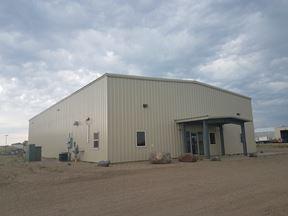 6,000 SF Warehouse/Office Space on 1 AC - Tioga