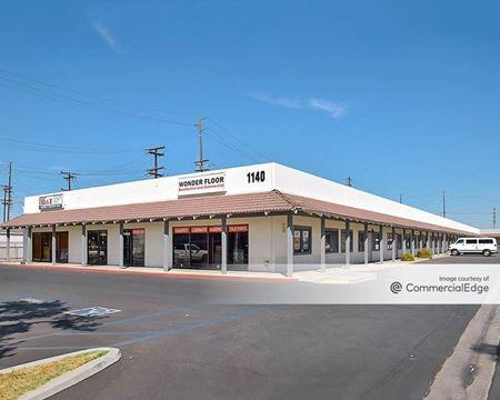 1130, 1138 & 1140 North Kraemer Blvd & 3121 East La Palma Avenue - Anaheim
