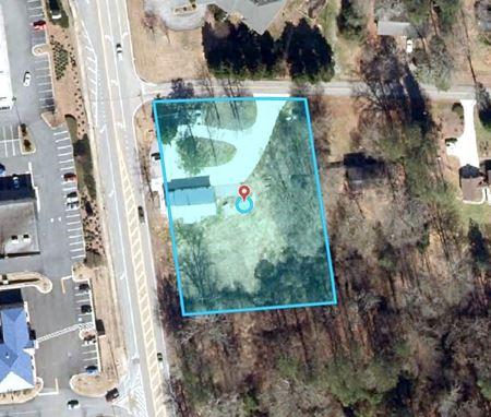 1.58 Acre Retail Site - Canton