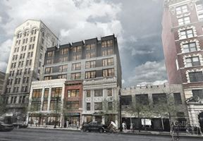 For Lease > Retail / Mixed-Use - Broadway Street