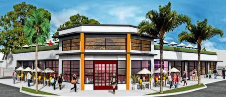 COLUMBIA PARK MIAMI DESIGN DISTRICT GATEWAY - Miami