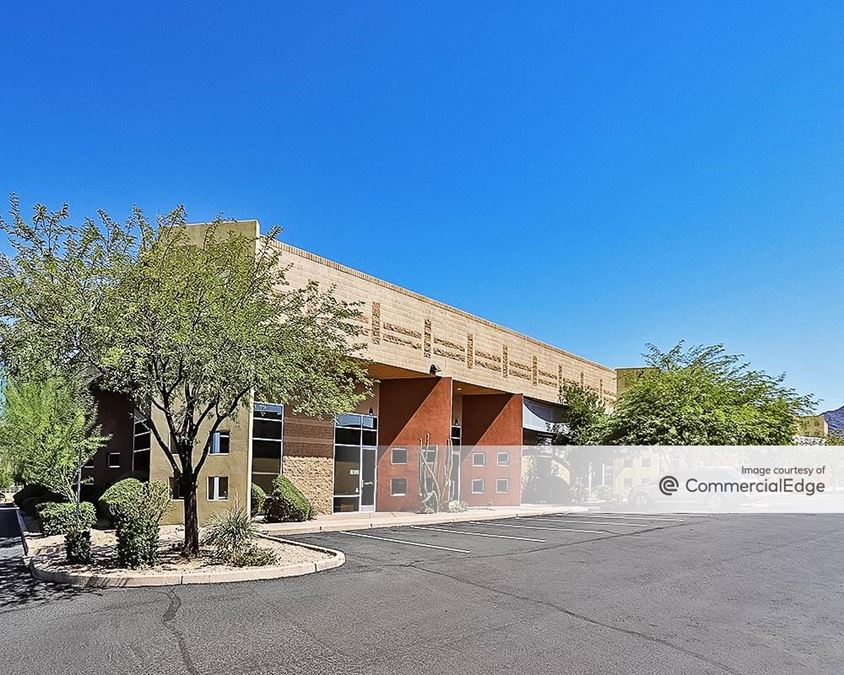 McDowell Mountain Business Park - 16597 & 16585 North 92nd Street