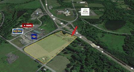 Route 33 35,000 SF Commercial Development Project - Stroudsburg