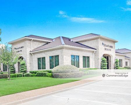 Frisco Bridges Office Park - 8380 Warren Pkwy - Frisco