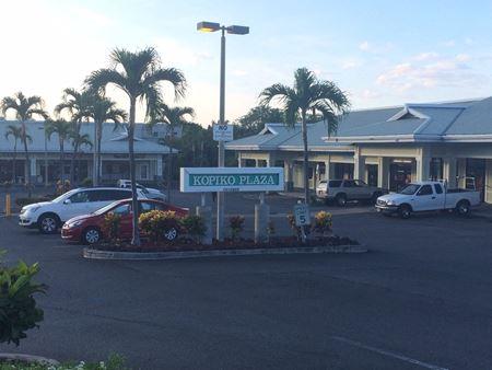 Kopiko Plaza - Kailua Kona