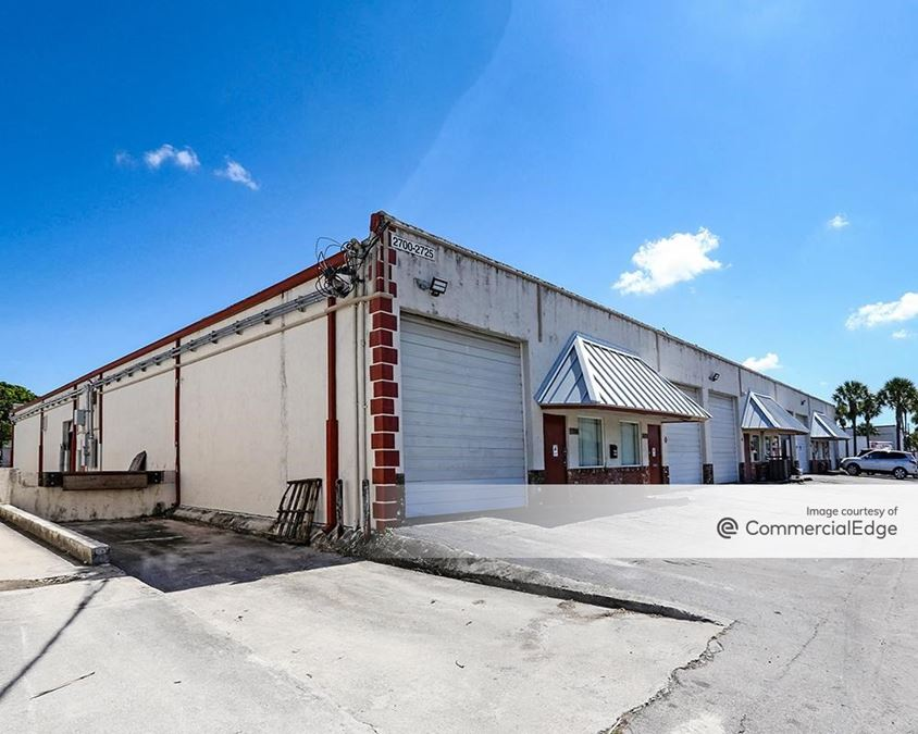 Lauderdale Lakes Industrial Park - Buildings 17, 18 & 19