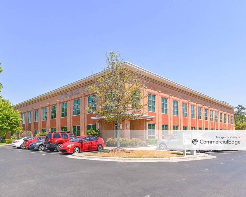 Pharma Office Park - 1015 & 1017 Ashes Drive
