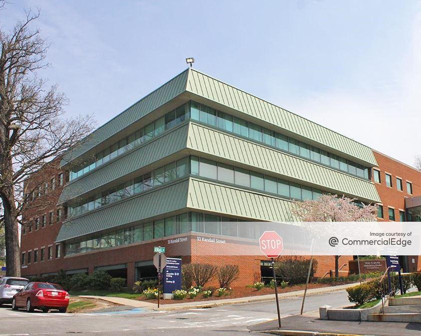 UMass Memorial Medical Center - Levine Center