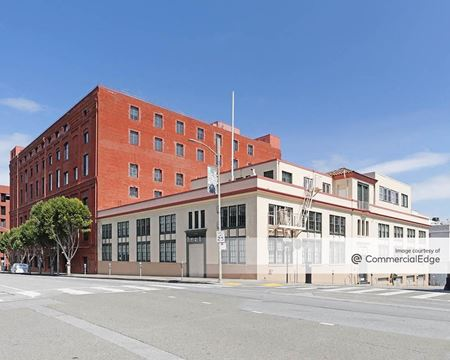 150 Green Street & 1100 Sansome Street - San Francisco