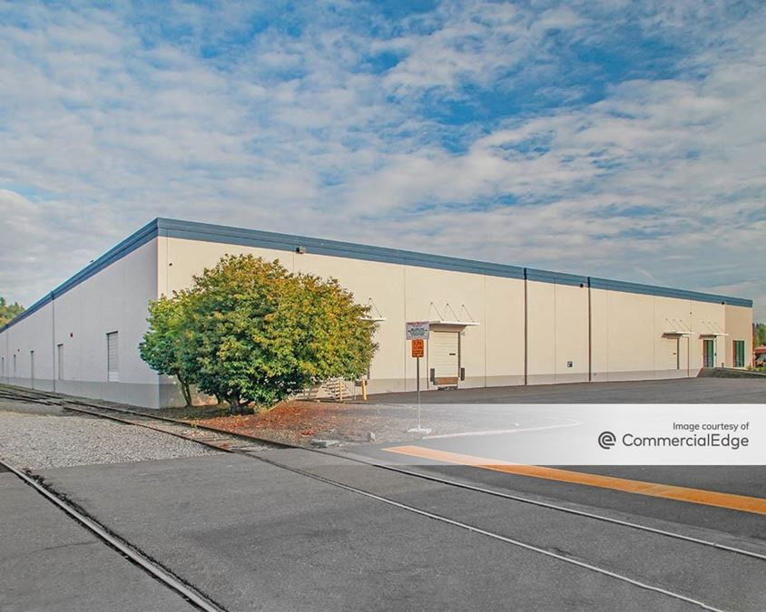 Prologis Northwest Corporate Park - Kent - Building S