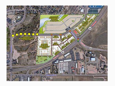 Crossroads Shopping Center - Colorado Springs