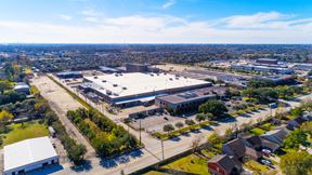 Available-462,717 SF Heavy Manufacturing Complex in Houston, TX