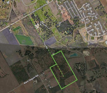 101 AC Commercial Development Land - Schertz