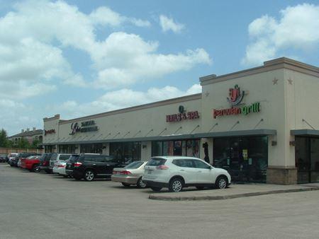 Richwood Shopping Center - Houston