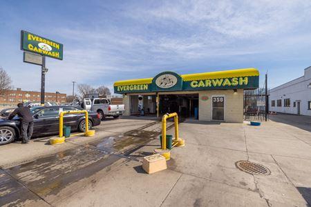 Evergreen Car Wash - Rochester