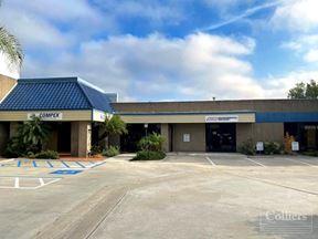 Warehouse/Office For Lease in Kearny Mesa