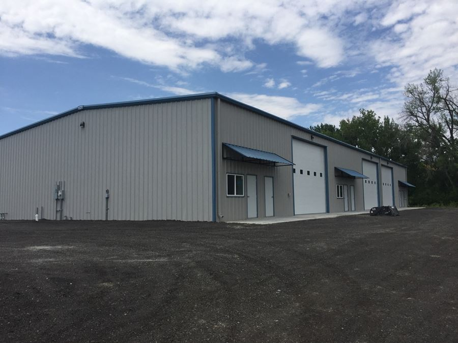 River's Edge Industrial Park - Lots for Sale