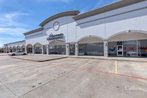 For Lease   Second Generation Shopping Center serving Cinco Ranch - Katy