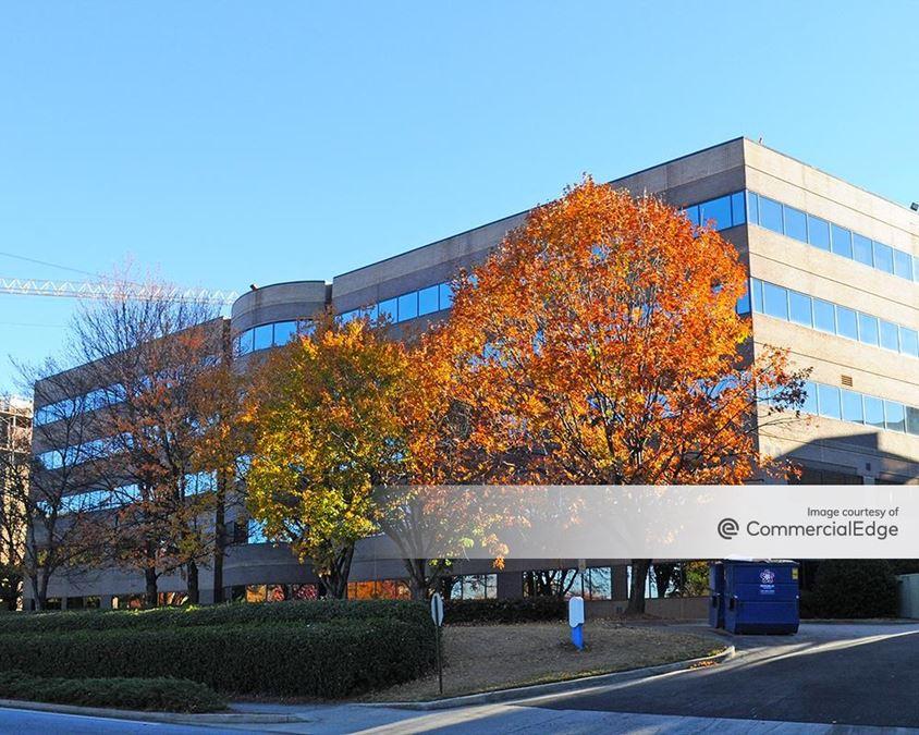Children's Medical Office Building at Scottish Rite Hospital
