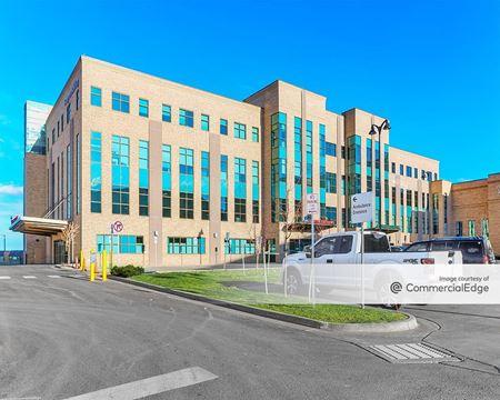 The Sky Ridge Medical Center - Evergreen Building - Lone Tree