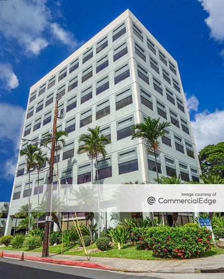 Liliha Professional Building - Honolulu
