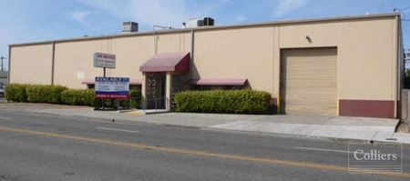 WAREHOUSE/DISTRIBUTION SPACE FOR LEASE - Stockton