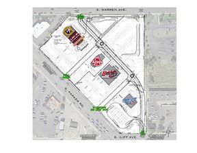 Redevelopment:  Iliff Avenue & Parker Road