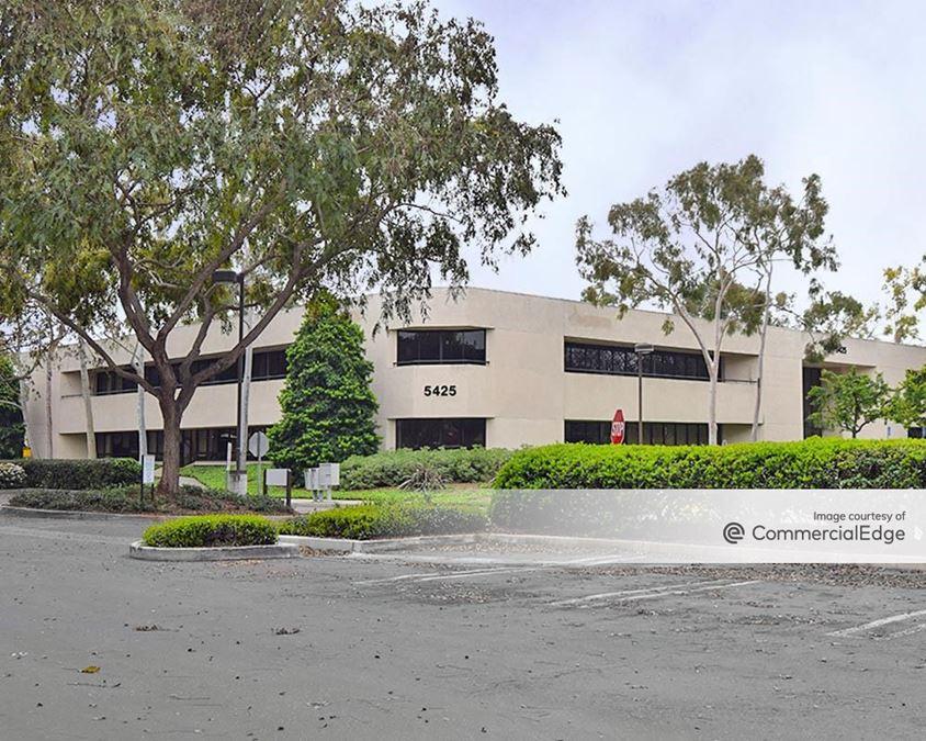 Santa Barbara Corporate Center - Mentor Corporation Building 1