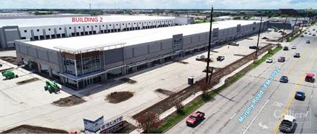 For Lease   311,205-SF Cross Dock For Lease- Stafford, TX - Stafford