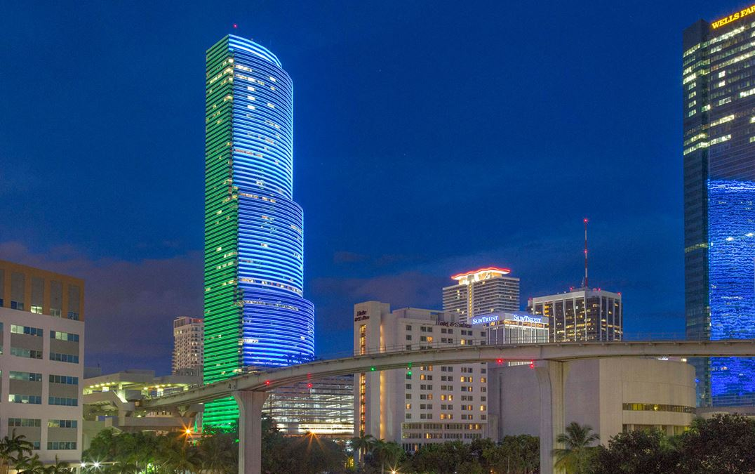Premier Workspaces | Miami Tower