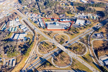 PRICE REDUCTION! - OPPORTUNITY ZONE - 8.24-acre Retail Redevelopment Opportunity - Hendersonville
