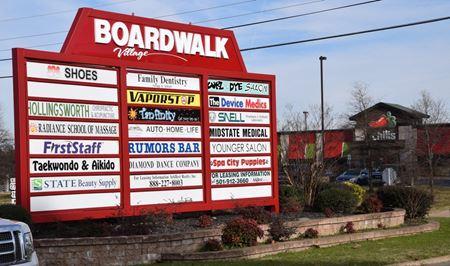 Boardwalk Village 3810 Central Avenue - Hot Springs National Park
