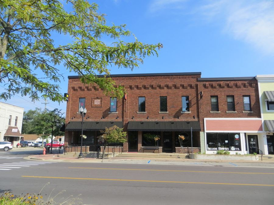 Office Space for Lease in Downtown Pinckney