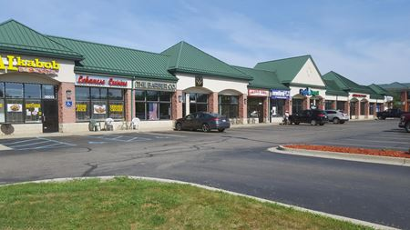 Fox Hill Plaza - Sterling Heights