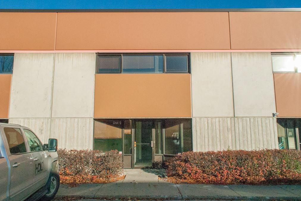 Huffman Business Park - Building P