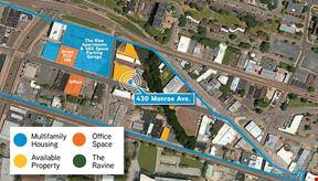 "24,000 SF in ""The Edge District"" Downtown Memphis - Memphis"