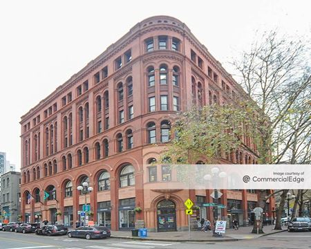 Interurban Building - Seattle