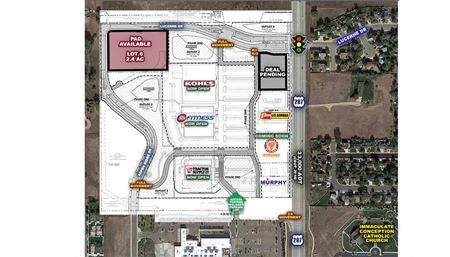 Lafayette Promenade Shopping Center - Lafayette