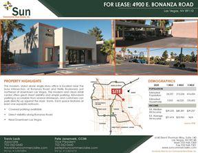 4900 E. Bonanza Road - Las Vegas