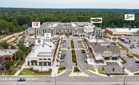 Cardinal Crossing ±42,000 SF Retail & Restaurant Development | Forest Acres - Columbia