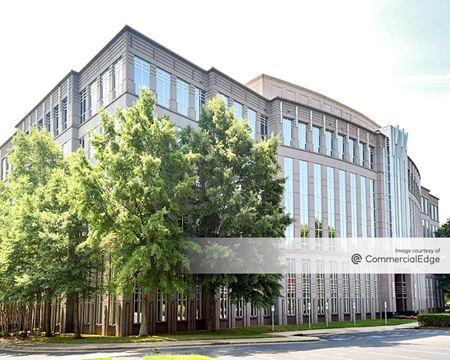3 Coliseum Centre - Charlotte