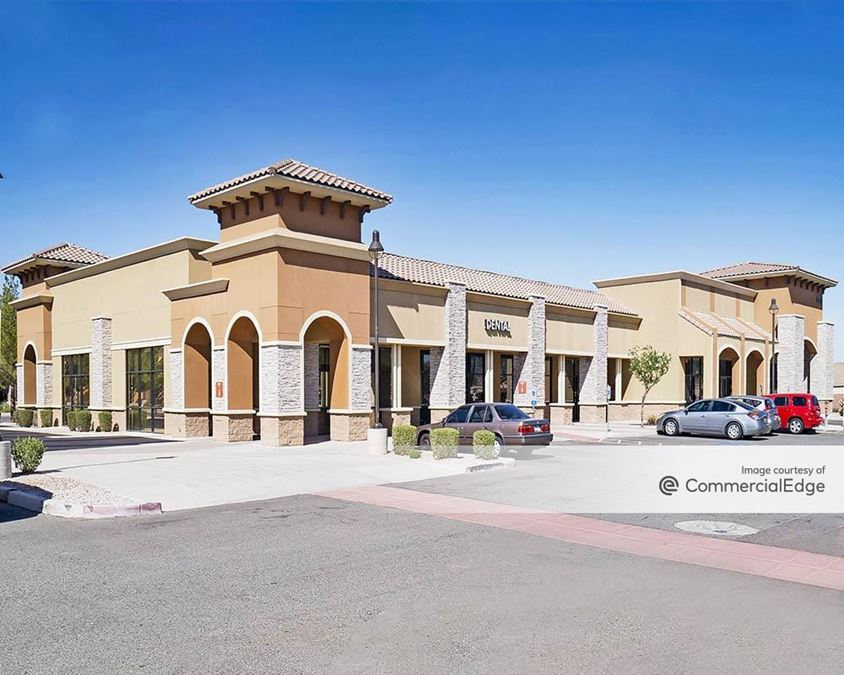 Surprise Professional Center - 15317 & 15351 West Bell Road