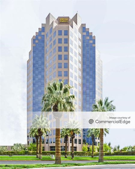 Hughes Center - Wells Fargo Tower - Las Vegas