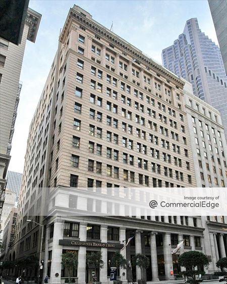Merchants Exchange Building - San Francisco