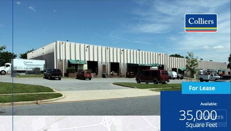 35,000 SF Industrial Space Available in MD - Capitol Heights