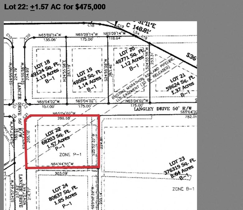 Brannon Crossing Commercial Lots