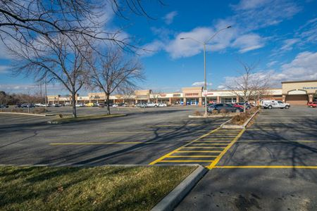 Hillcrest Shopping Center - Boise
