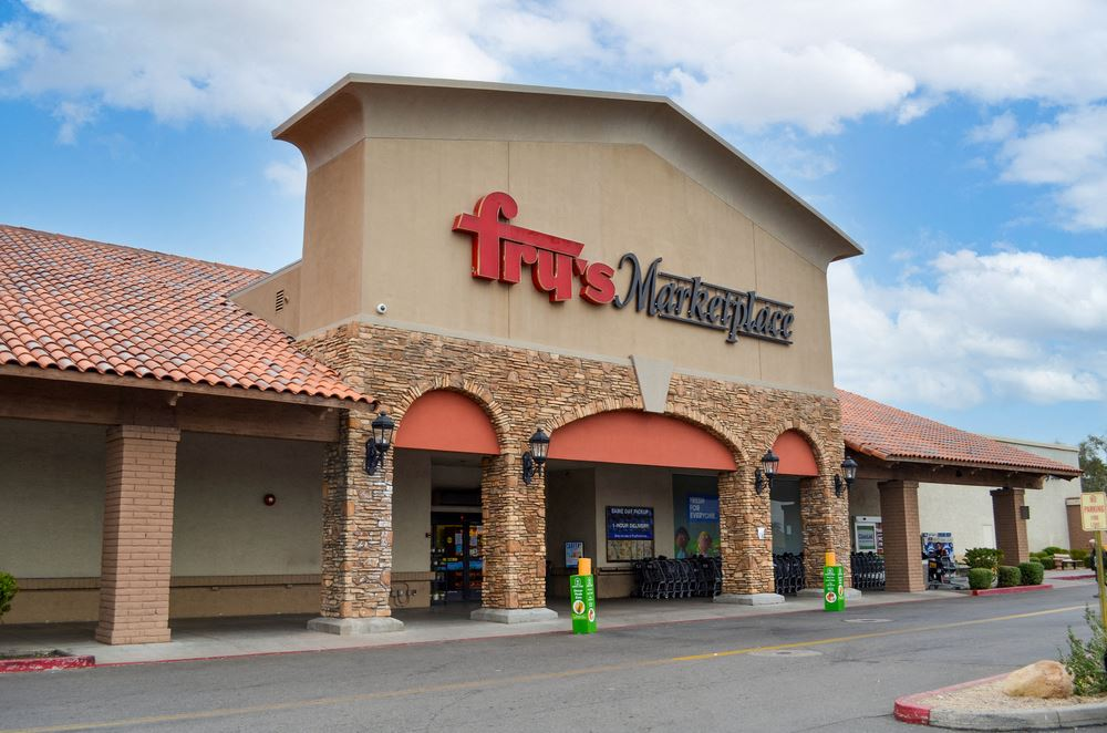 Fry's Shops at Stapley & McKellips