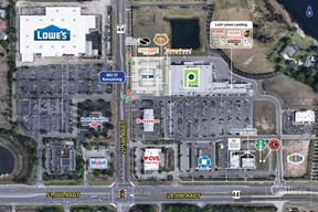 882 SF Retail In Mount Dora - Last Space Available