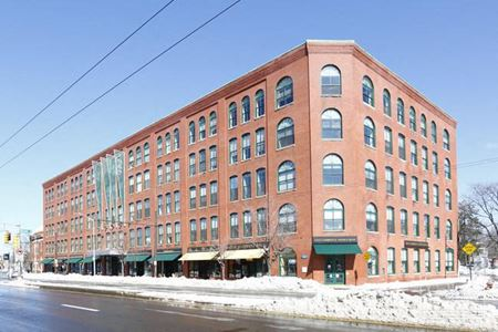 4,530 SF SF Available for Lease | 2067 Massachusetts Ave - Cambridge